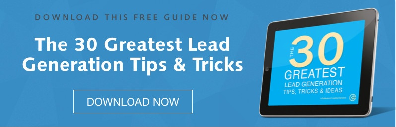 30 Greatest Lead Gen Tips, Tricks _ Ideas1