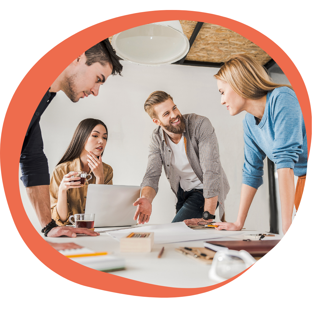 Business Development Team   Vested Marketing