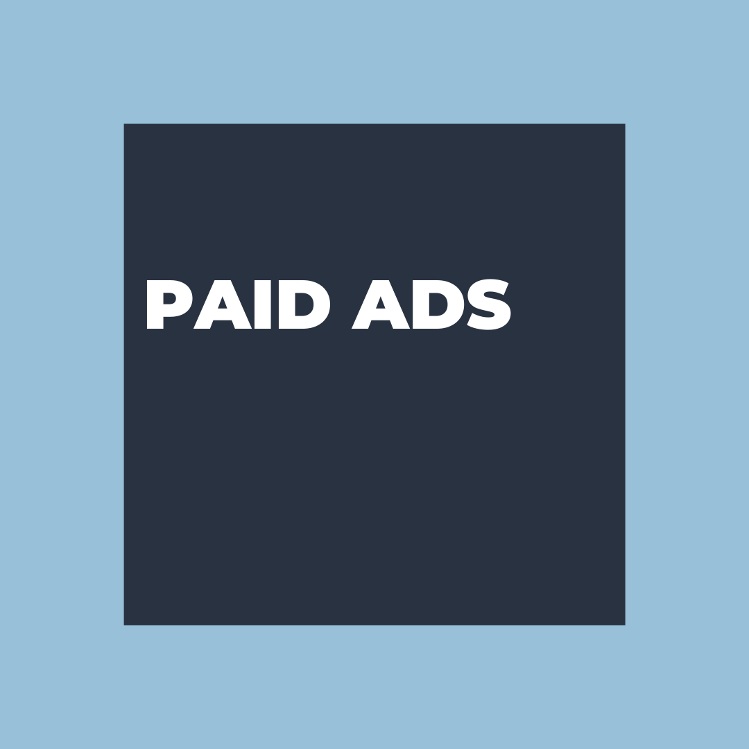 Paid Ads | Vested Marketing