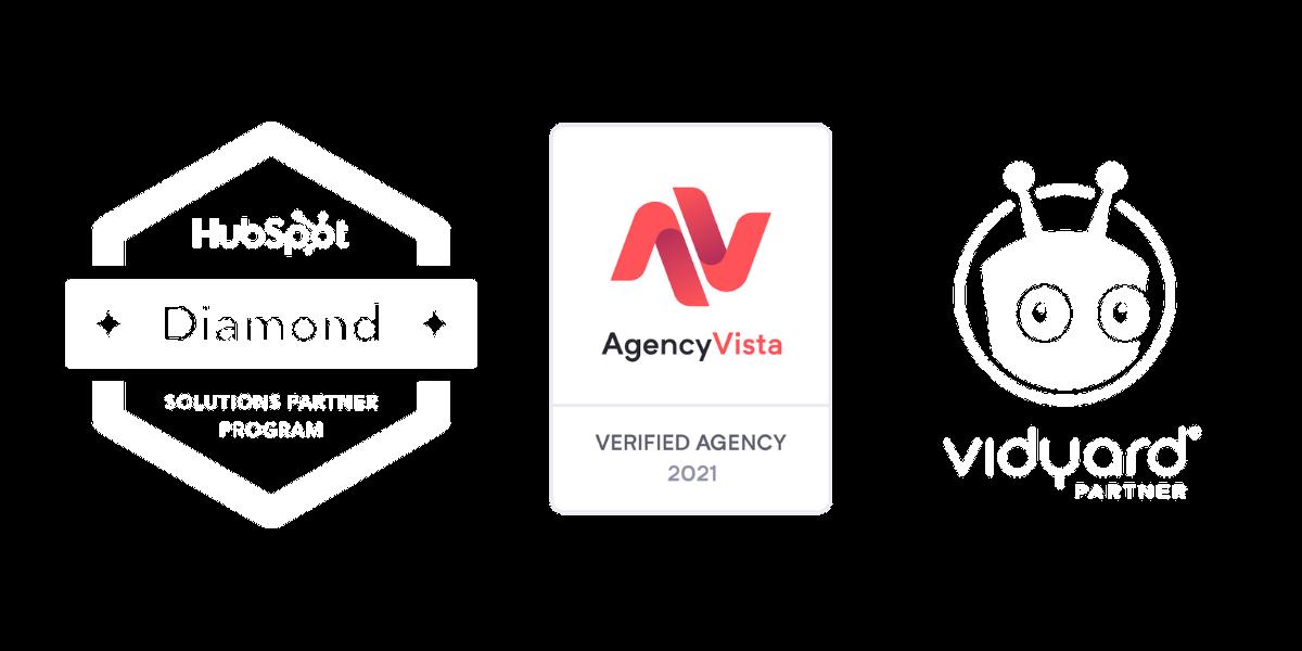 Partner Badges | Vested Marketing