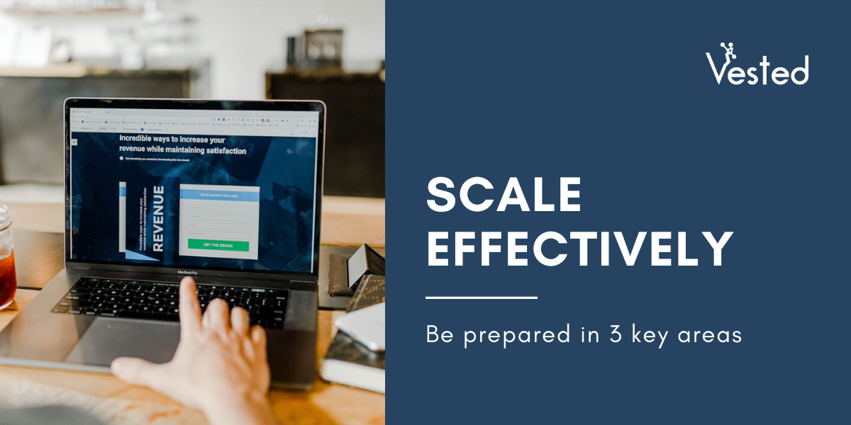 Scale Effectively