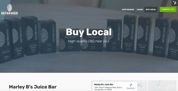 SilverSeed CBD   Vested Marketing