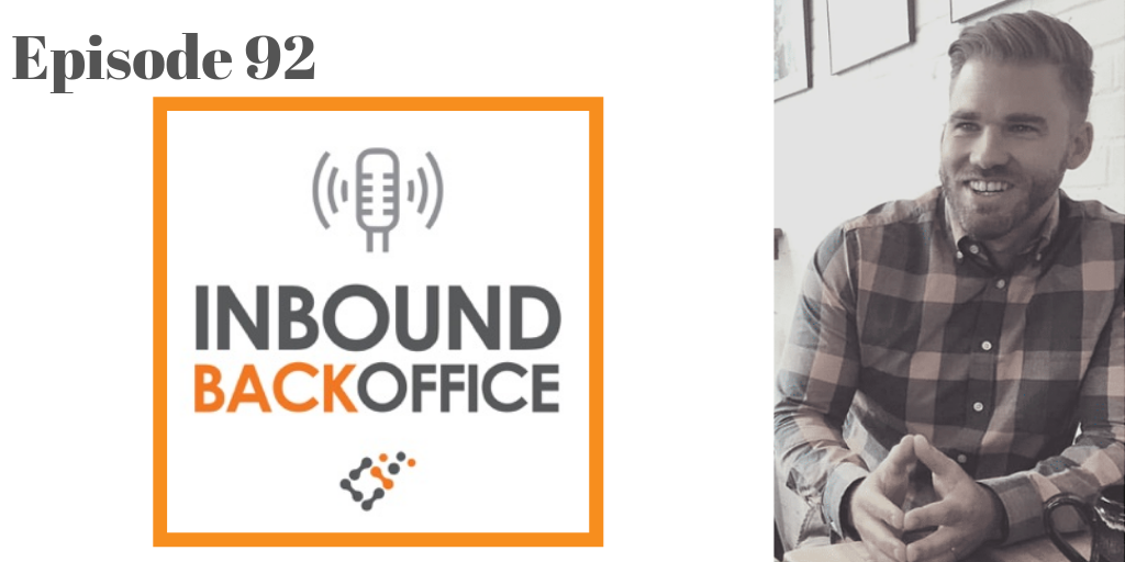Vested Marketing Inbound Podcast Blaine