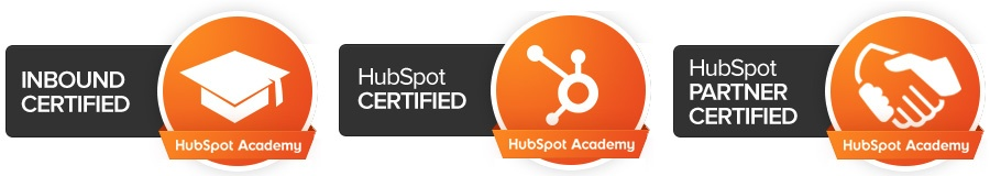 HubSpot Inbound Marketing Certified Agency