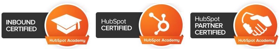HubSpot Inbound Marketing Certified Agency