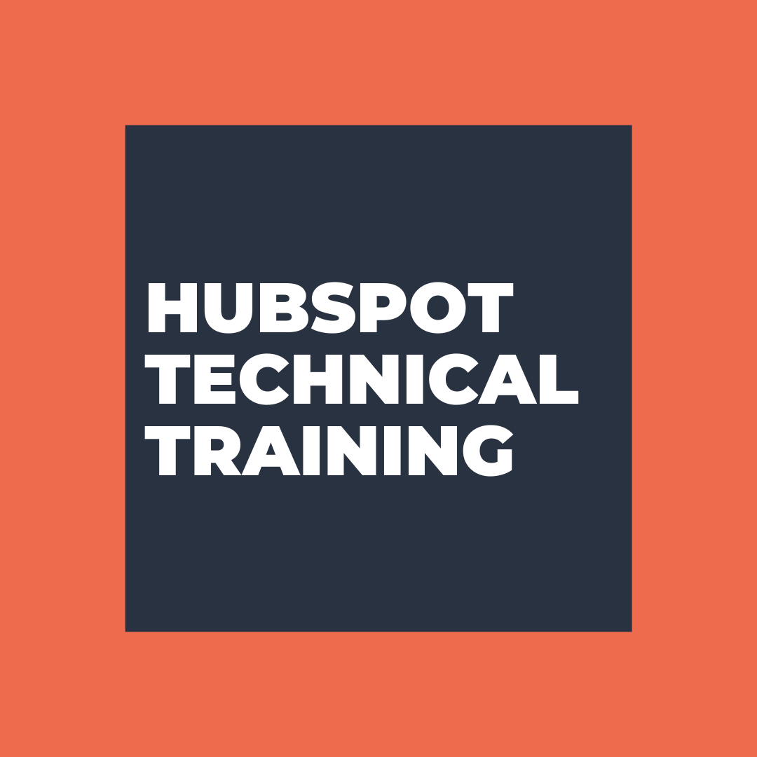 HubSpot Technical Training | Vested Marketing