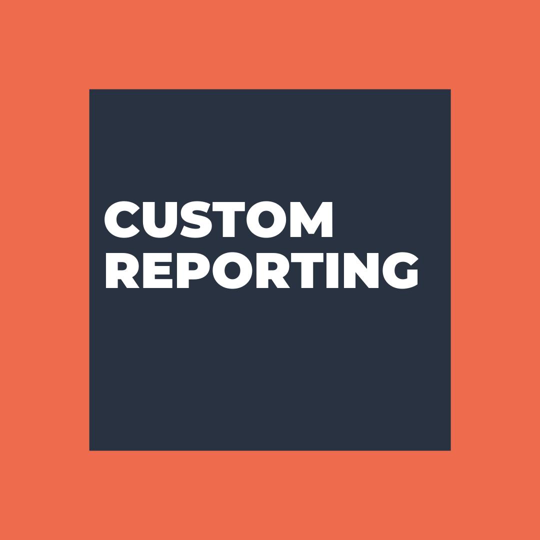 Custom HubSpot Reporting | Vested Marketing