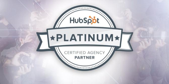 Vested Hubspot platinum certified agency partner
