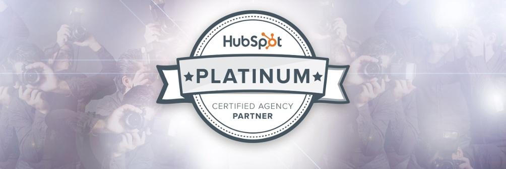 platinum certified agency partner banner