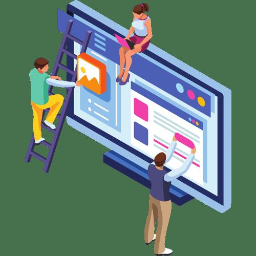 website grader vested marketing